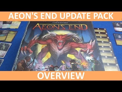 Aeon's End - Update Pack Overview