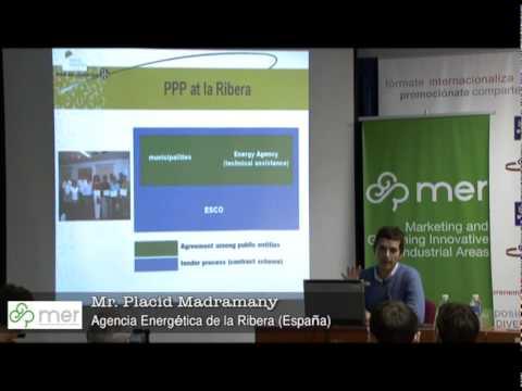 Placid Madramany, Agencia Energética de la Ribera (España) - Workshop Valencia MER Project
