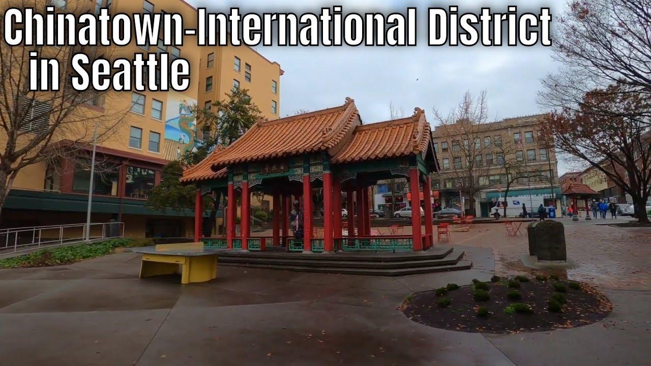 Chinatown - International District