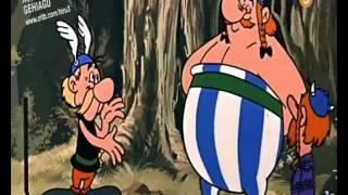 Asterix Eta Obelix Galiarrak - Marrazkiak Euskaraz