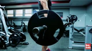 The Minimalist Leg Day Workout
