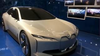 Современные тачки от концерна BMW.