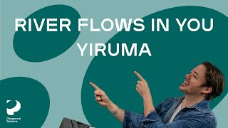 How to play 'RIVER FLOWS IN YOU' by Yiruma on the piano -- Playground Sessions