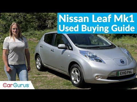 Nissan Leaf Used Review: Celebrating 10 Years of an EV pioneer | CarGurus UK