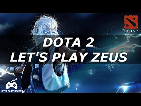 Dota 2: Let's Play – Zeus | NerdyLoft