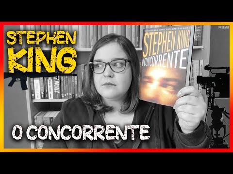 O Concorrente [Stephen King] - Desbravando o Kingverso #012 SEM SPOILERS | Li num Livro