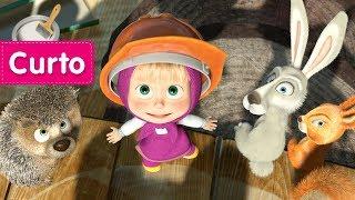 Masha e o Urso - Melhoria do Lar 🔨(Pronta para te ajudar!)