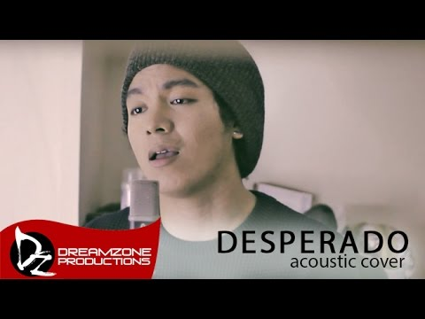 The Eagles - Desperado (Acoustic Cover) - Sam Mangubat
