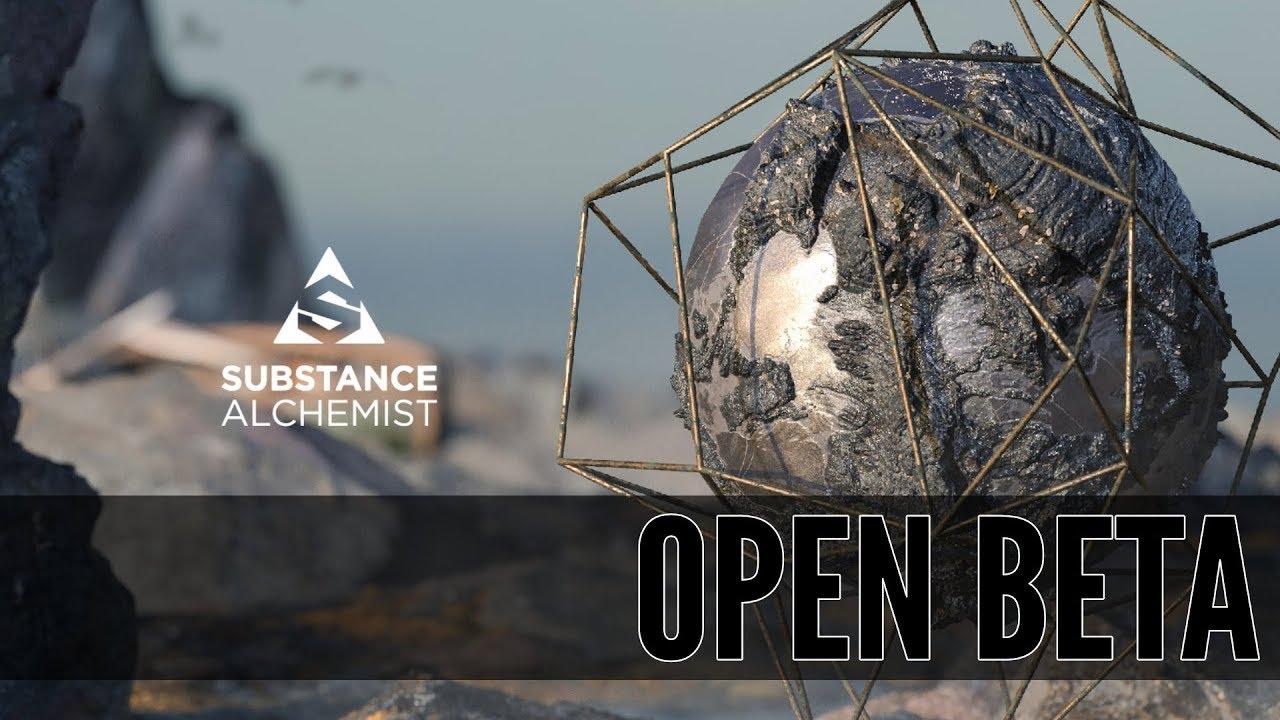 Substance Alchemist Open Beta + Post-Adobe License Details