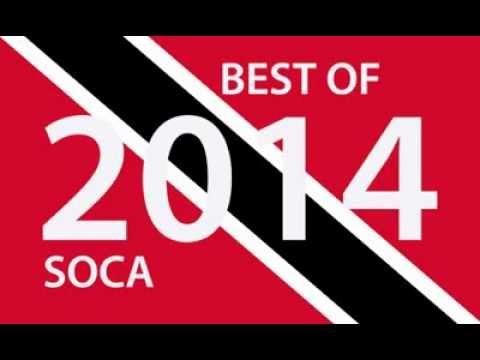BEST OF 2014 TRINIDAD SOCA – 180 Big Tunes