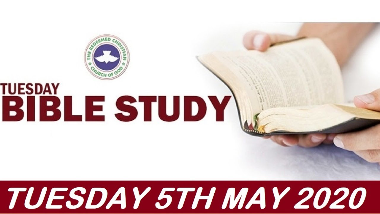 RCCG May 5th 2020 Bible Study by Pastor E. A. Adeboye