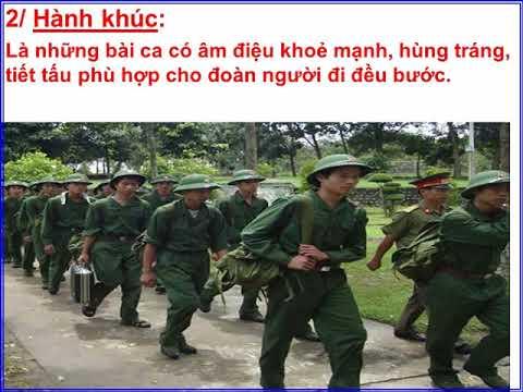Âm Nhạc Lớp 7: CHủ Đề Quê Hương Việt Nam