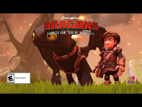 DreamWorks Dragons Dawn Of New Riders Teaser Trailer thumbnail
