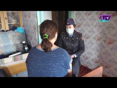 21,10,20, В Петропавловске полицейские собирают материал на лишение родительских прав 33-горожанки
