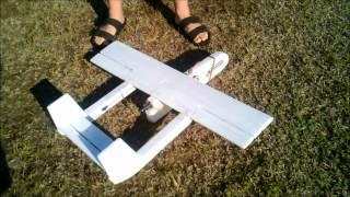 Scratch Built RC AIrplane
