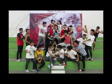 Mizoram Super League 2016 Final || Dance Crews