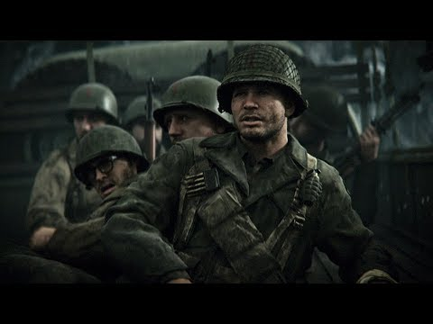 Official Call of Duty®: WWII - Story Trailer thumbnail