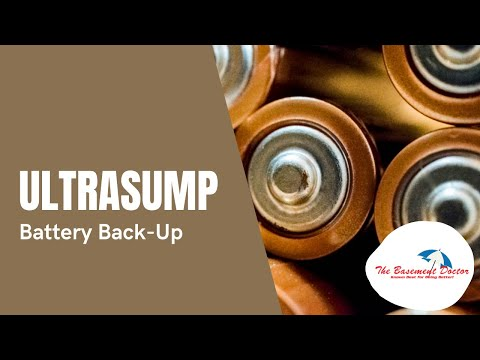 UltraSump Battery Back-Up Features