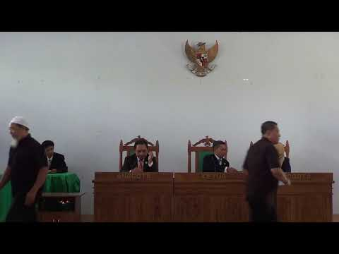 Sidang Pertama WALUYO PURWANTO, DKK terhadap KEPALA BPJS KETENAGAKERJAAN KANTOR CABANG NTB Part. 1
