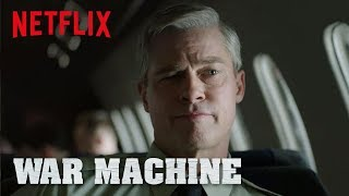 War Machine - Official Trailer