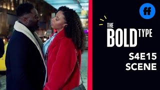 The Bold Type   Season 4 episode 15   Extrait 5 : Alex Feels He's Let Alicia Down (VO)
