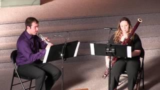 Allan Stephenson - Duo für Oboe und Fagott