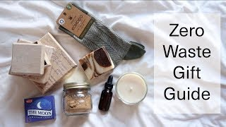 Zero Waste Christmas Gift Ideas | Minimalist + Thrifty