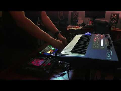 "Synth jam #10 ""Compiler"" A Techno Jam with | Novation Circuit | Ultranova - Techno Jam"