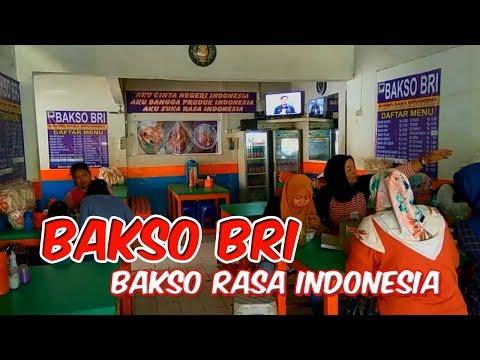 Wisata Kuliner Jakarta | Bakso BRI, Bakso Rasa Indonesia