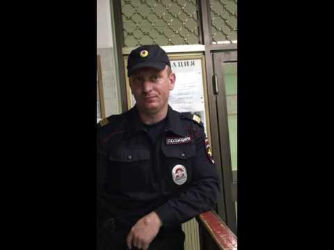 Попытка досмотра без протокола на КПП Прокуратуры московского метрополитена