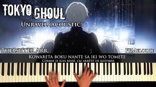 Tokyo Ghoul ~ Unravel (Acoustic) TheIshter arr.