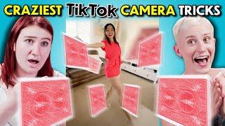 Generations React To The Craziest TikTok Camera Tricks