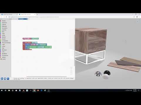 Verge3D for 3ds Max Basics - Part 6 - Interactive Animation