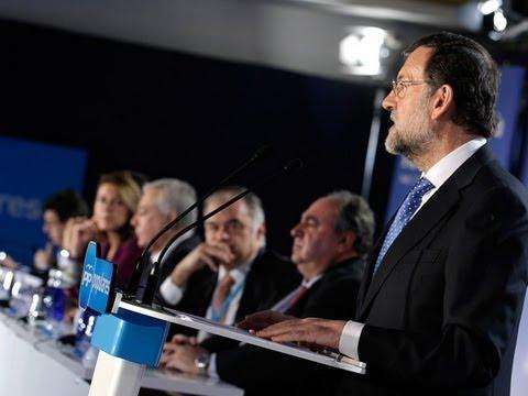 Rajoy: Todo lo que hace este Gobierno, lo hace para que los españoles recuperen sus vidas y su bienestar