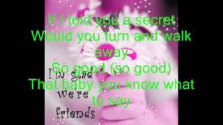 never let you down by honeyz.wmv