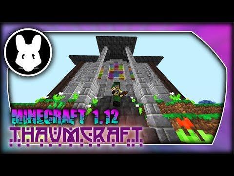 Thaumcraft Minecraft 1.12 Getting Started! Bit-by-Bit by Mischief of Mice!