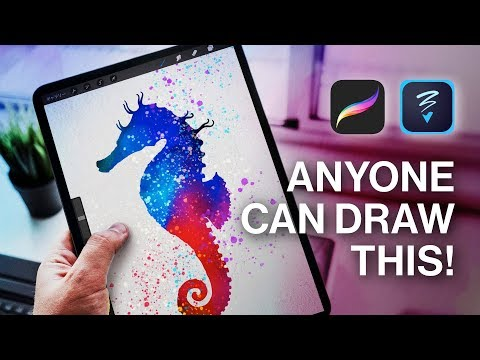 Adobe Photoshop Sketch Hacks that will BLOW YOUR MIND !