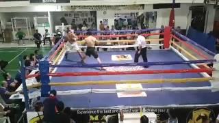 Uzbek Boxer. Unbeaten Davron Kuronboev