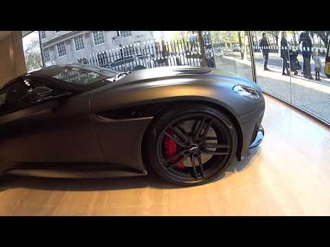 Aston Martin DBS Superleggera -  Speccing Your DBS With AM