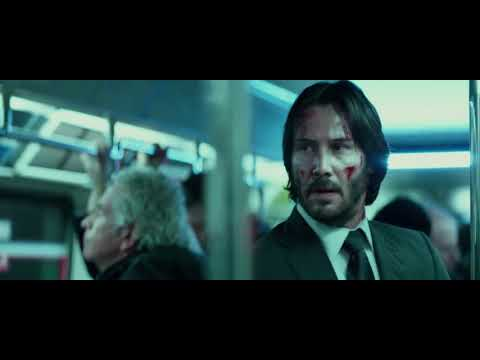 John Wick Chapter 2: Subway Scene