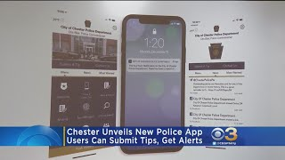 Chester Unveils New Police App