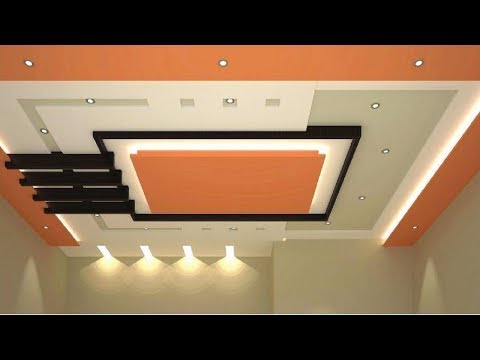 False Ceiling Design For Kitchen Bedroom Living Room WIth Fan 2018 | Lighting Installation Ideas