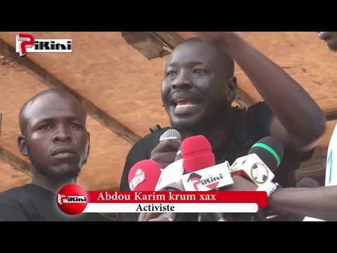 Karim Krum Xax : Nos dirigeants  sont des menteurs