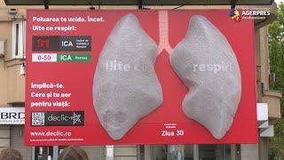 """Comunitatea """"Declic"""" cere Ministerului Mediului monitorizarea calității aerului"""