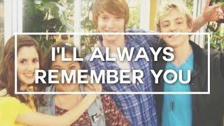 austin & ally cast | i'll always remember you