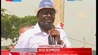 NASA in Kericho : Raila Odinga's speech