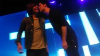 MBAND, Почти поцеловались) Mband в Риге, 27.03.2015