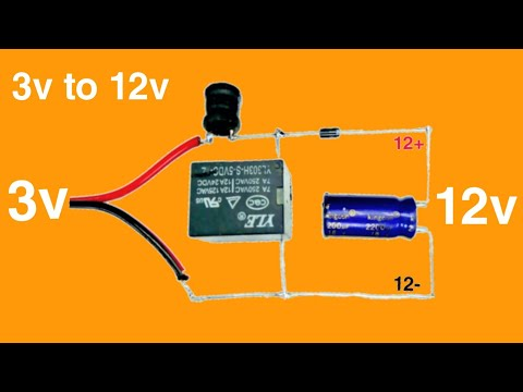 Download How To Make 3v To 12v How To Make Dc To Dc Volteg