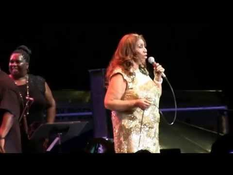 "Aretha Franklin- ""Do Right Woman, Do Right Man"" (1080p) Live @ Syracuse Jazz Fest July 18, 2015"