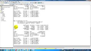 The Augmented Dickey-Fuller Unit-Root Test In OxMetrics